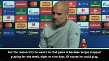 Aguero and Jesus have different qualities - Guardiola