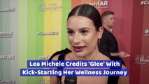 'Glee' Was A Learning Experience For Lea Michele