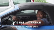Michael Strahan on His Favorite Cars