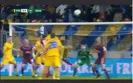 Frosinone 1 - 0 Livorno Ciano C. (Penalty) Goal 21.10.2019  ITALY Serie B