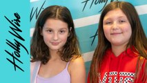 "Hayley Leblanc & London Angel ""Halo Project"" Go Crazy For Billie Eilish & The Vlog Squad"