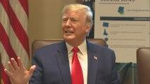 Trump urges GOP to 'get tougher' against impeachment inquiry