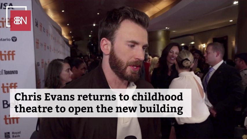 Chris Evans And His Hometown