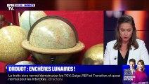Drouot: une vente aux enchères dédiée à l'espace pour les 50 ans du premiers pas sur la Lune - 21/10