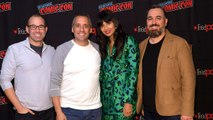 The 'Impractical Jokers' and Jameela Jamil Had 'Instant Chemistry' on New Show 'The Misery Index'