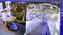 Una estudiante salva a sus compañeras de un asalto con una pistola eléctrica