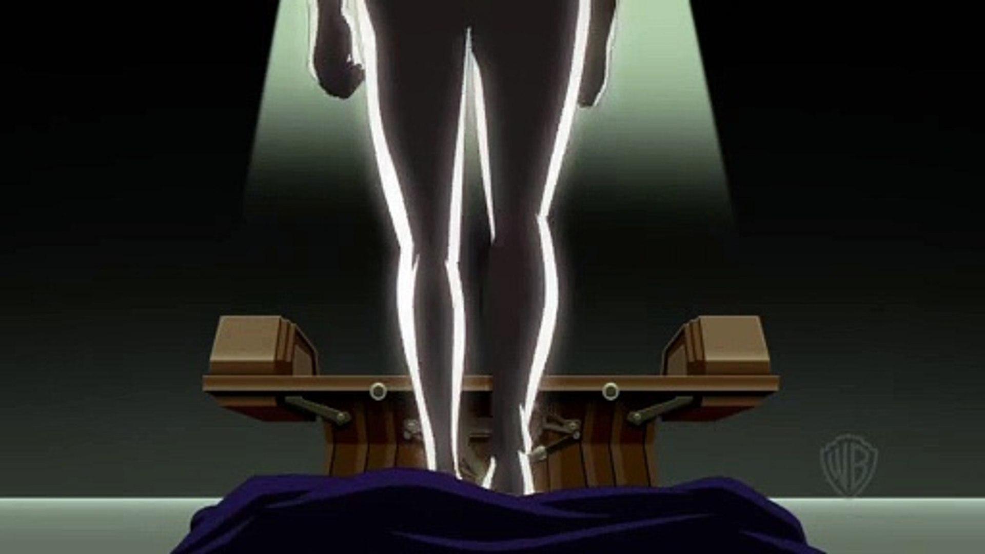Wonder Woman Bloodlines movie clip - Silver Swan Created