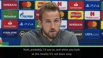 It's my toughest time at Tottenham - Kane