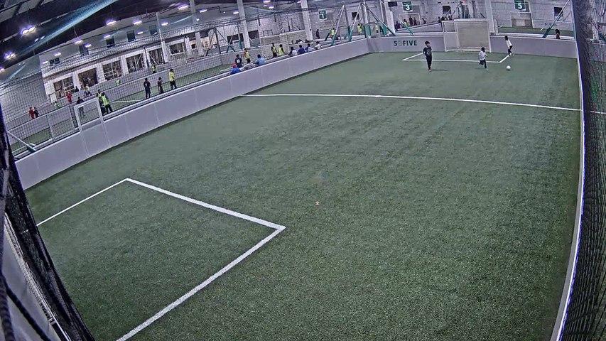 10/21/2019 20:00:02 - Sofive Soccer Centers Brooklyn - Maracana