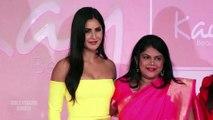Katrina Kaif Launches Nykaa New Range Of Make Up Product