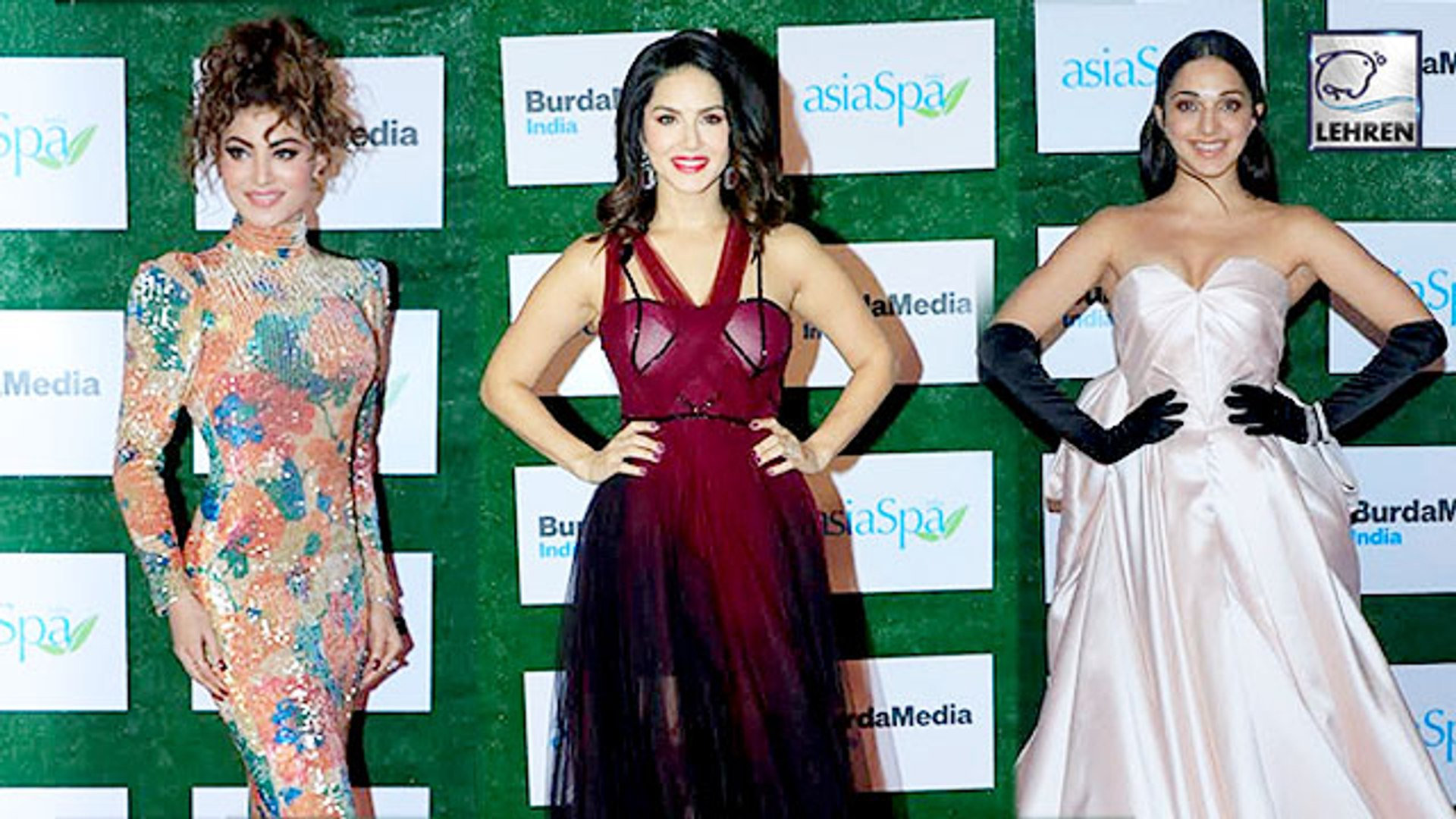 Asia Spa India Awards 2019 Red Carpet: Sunny Leone, Kiara Advani, Urvashi Rautela
