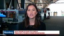 SoftBank Seeks Majority Stake in WeWork