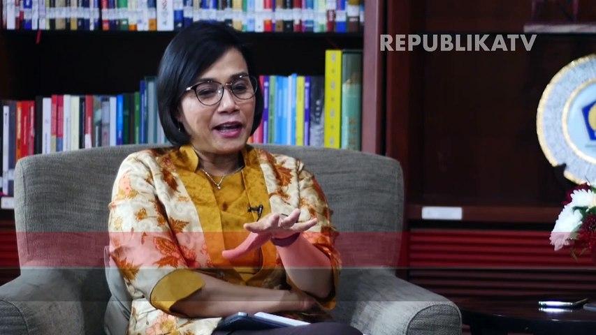 Sri Mulyani Bicara Ekonomi Islam di Mata Dunia