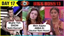 Salman Khan QUITS Bigg Boss 13   Devoleena & Rashami Make Salman ANGRY   Episode Update