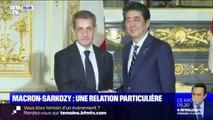 Nicolas Sarkozy envoyé au Japon par Emmanuel Macron pour représenter la France. Quelle est la relation particulière qui unie les deux présidents ?