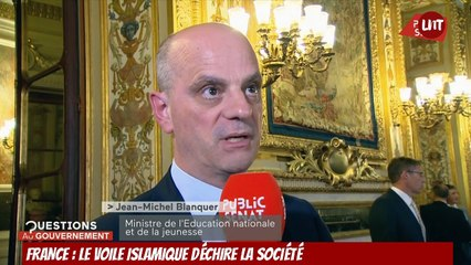 Le voile islamique déchire la société française