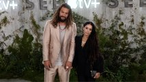 "Jason Momoa and Lisa Bonet ""See"" World Premiere Red Carpet 