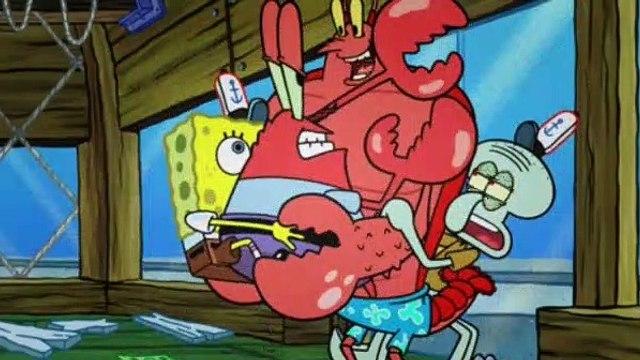 Spongebob Squarepants Season 11 Episode 8 Larry The Floor Manager