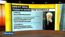 The Brexit Deal's Express Timetable