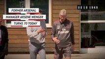 Born This Day - Arsene Wenger turns 70