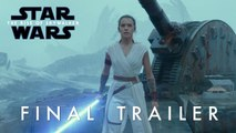 STAR WARS: The Rise of Skywalker [Final Trailer] (Star Wars 9 - Star Wars IX - STAR WARS: L'ASCENSION DE SKYWALKER)