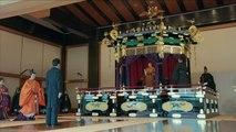 Naruhito, entronizado como emperador de Japón