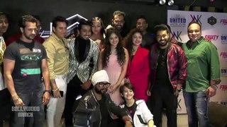 Mr. Faisu, Jannat Zubair & Ramji Gulati At New Song Launch 'Fruity Lagdi Hai'