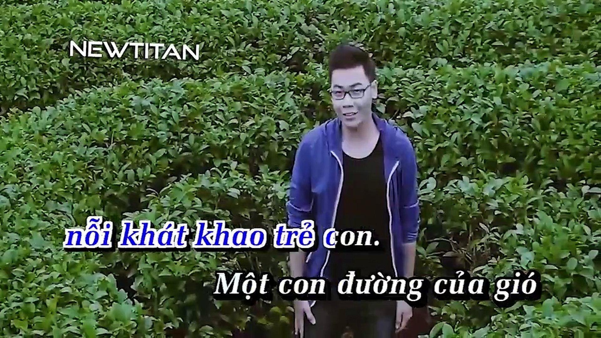 [Karaoke] Con Đường Của Gió - Hamlet Trương [Beat]