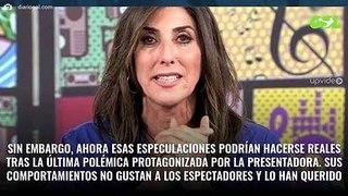 Paz Padilla no se merece esto Despido en Telecinco No la so