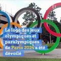 Une médaille + une flamme + Marianne = le logo des JO de Paris 2024