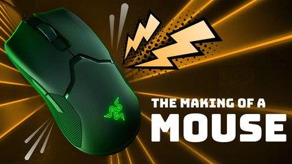 The making of Razer's Viper mouse