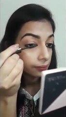 Double Winged Eyeliner