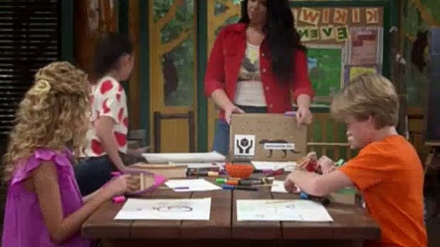 Bunk'd Season 4 Episode 5 - Hot Spring Friend Machine