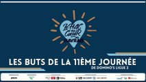 Vidéo : Les buts de la 11ème journée de Domino's Ligue 2