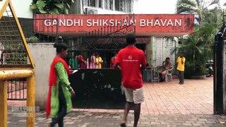 Madhuri Dixit, Padmini Kolhapure & Sanjay Khan Vote For Maharashtra Assembly Elections 2019
