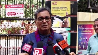 Sachin Tendulkar, Subhash Ghai Vote For Maharashtra Assembly Elections 2019