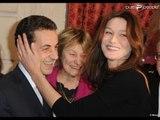 Carla Bruni toujours folle amoureuse de Nicolas Sarkozy  sa belle déclaration