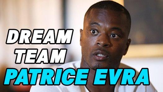 Vidéo : le onze de rêve de Patrice Evra