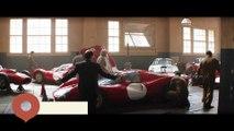 Matt Damon and Christian Bale go from car races to the Oscars race