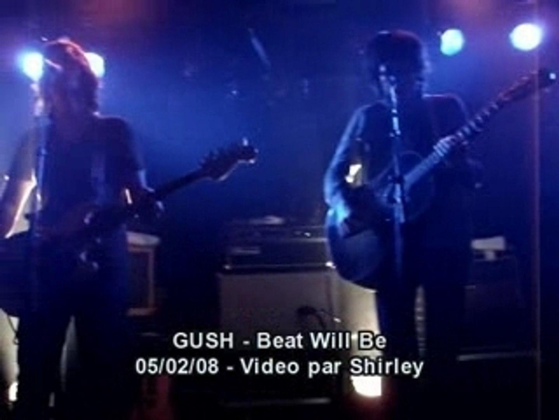 Gush beat will be boule noire paris