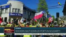 FtS: Thousands Around the World Reject Sebastian Piñera Government