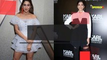 S for Sara Ali Khan S for Sonam Kapoor and S for style bombs