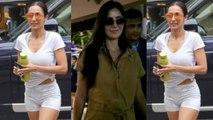 Spotted Malaika Arora at Divya Yoga In Bandra and Katrina Kaif at the Airport