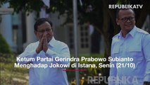 Prabowo Bakal Duduki Kursi Menhan