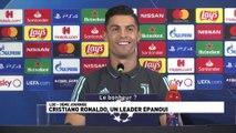 Cristiano Ronaldo, un leader épanoui