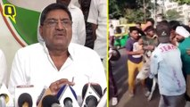 2 BSP Leaders Garlanded With Shoes, Paraded Outside Jaipur Office