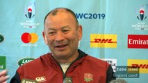 Rugby World Cup pressure on All Blacks, says Eddie Jones