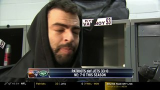 Kyle Van Noy's Reaction To Sam Darnold 'Seeing Ghosts' Is Priceless