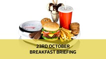'Insane' State House con   Sugar content warnings   Half of Kenyans unhappy with jobs: Your Breakfast Briefing
