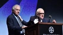 Martin Scorsese s'énerve contre un journaliste
